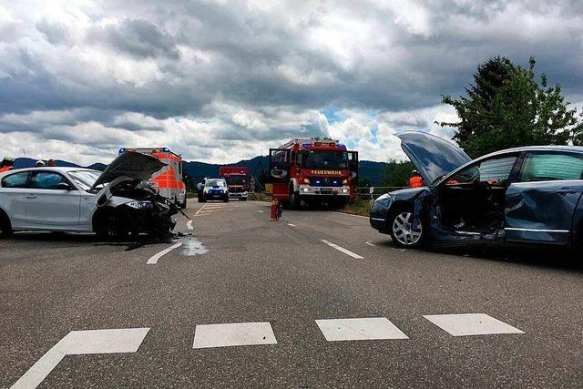 Gundelfinger Feuerwehr bewältigt neun Einsätze in sechs Tagen