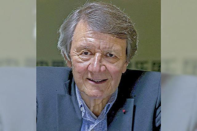 Das Internationale Musikfestival als Hommage an den Dirigenten Michel Plasson
