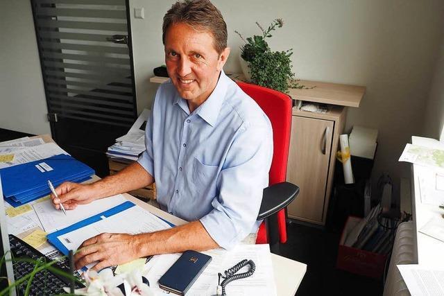 Macht Breitnaus Bürgermeister eigentlich einen Wahlkampf?
