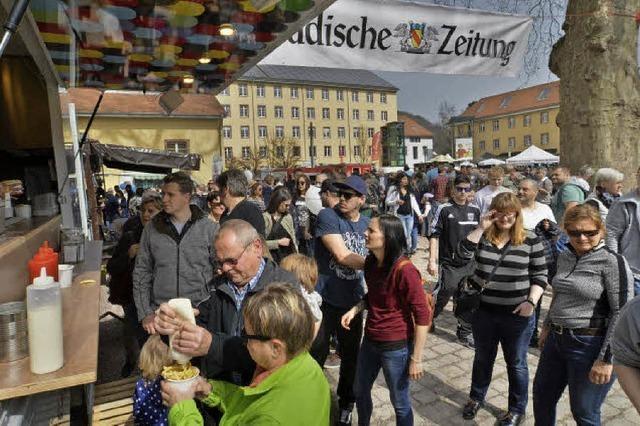 2. BZ-Food-Truck-Festival in Lörrach-Haagen