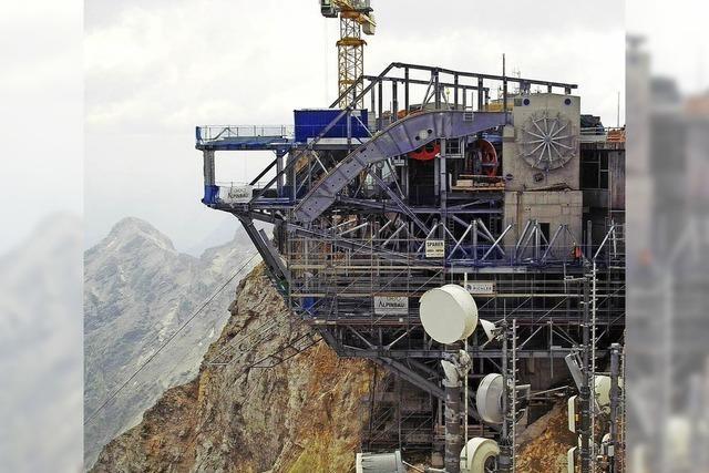 FLUCHTPUNKT: Zugspitze – das ist der Gipfel