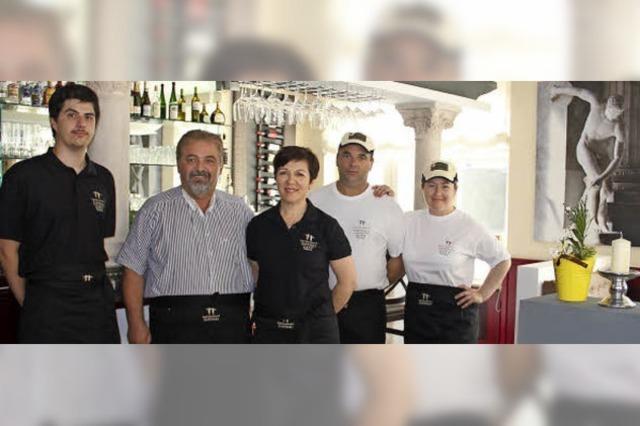Griechisches Restaurant Sirtaki: