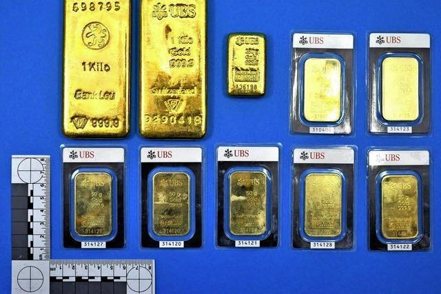 Der Goldfund in Klingnau gibt weiter Rätsel auf