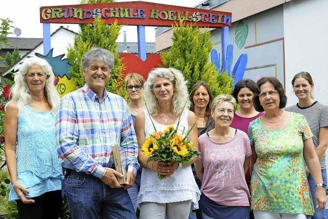 Doris Schack jetzt offiziell Rektorin