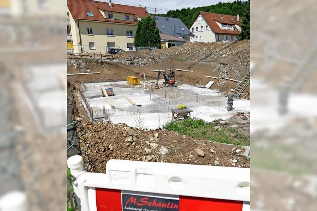 Baulücken ärgern Anwohner in Rheinfelden-Nollingen