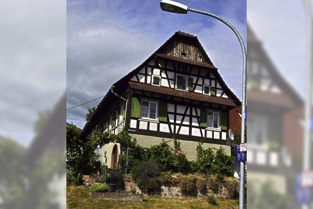 Drittes privates Weingut auf Gemarkung der Weinstadt Offenburg