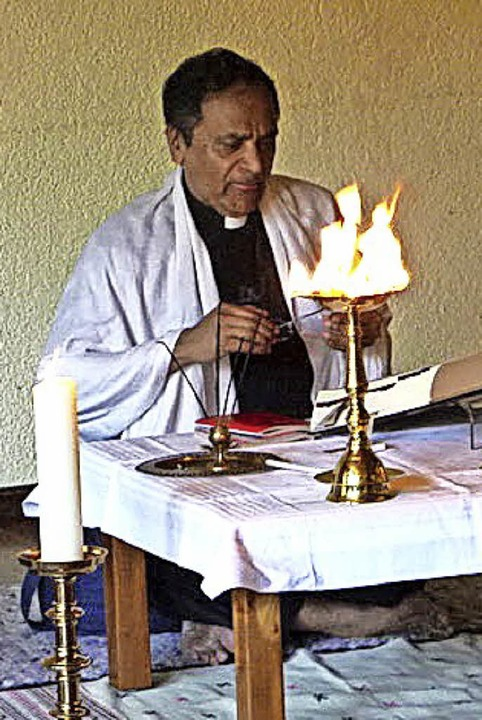 Father Joe Pereira   | Foto: Hans Loritz