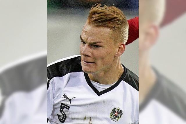 Lienhart vor Wechsel zum SC Freiburg