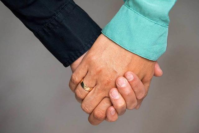 Ehe für alle steht nicht im Widerspruch zum Grundgesetz