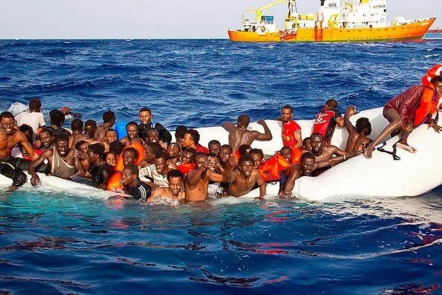 Italien will Rettungsschiffe im Mittelmeer abweisen