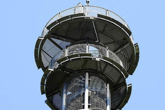 Schlossbergturm-Eröffnung verschiebt sich schon wieder