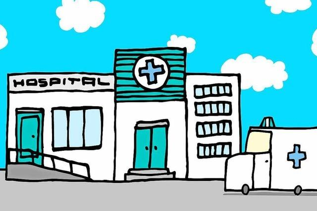 Penetranter Patient will Lörracher Klinik nicht verlassen