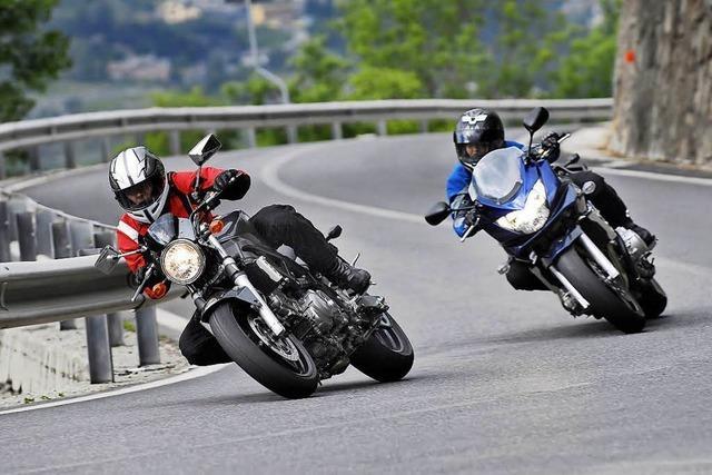 So gefährlich leben Motorradfahrer im Schwarzwald