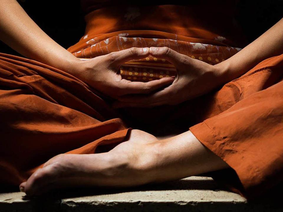 Kann man Muße  lernen? Zwischen Yoga u...itstraining wimmelt es von Angeboten.   | Foto: Carretero