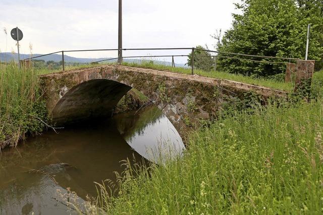 Die Brücke soll erhalten bleiben