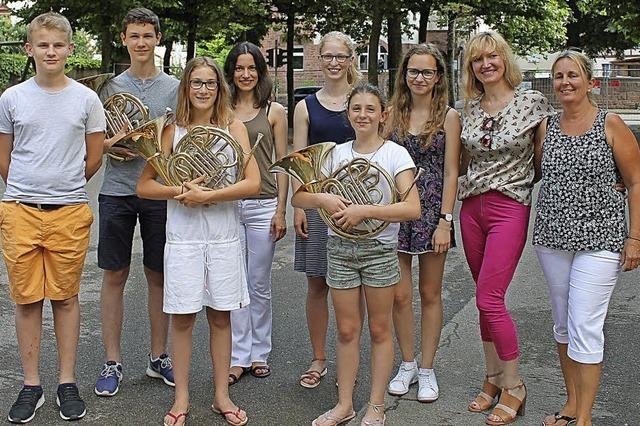 Preisträgerkonzert Jugend musiziert im Haus zum Pflug, Lahr