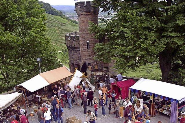 Markt und Spektakel in Ortenberg