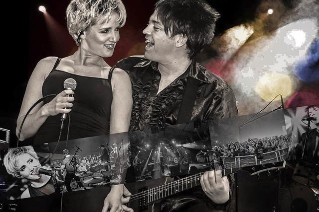 Roxette & Bon Jovi performed by Look Sharp & Bounce in Müllheim