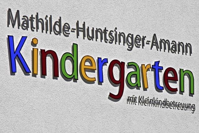 Kühlsystem im Kindergarten wird nachgebessert