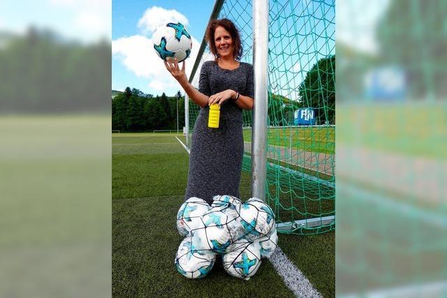 Projekt Fußballspaß lockt Nachwuchs