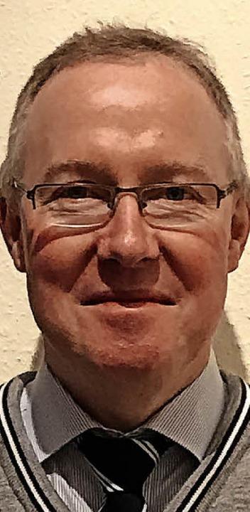 Pfarrer Olaf Winter   | Foto: privat