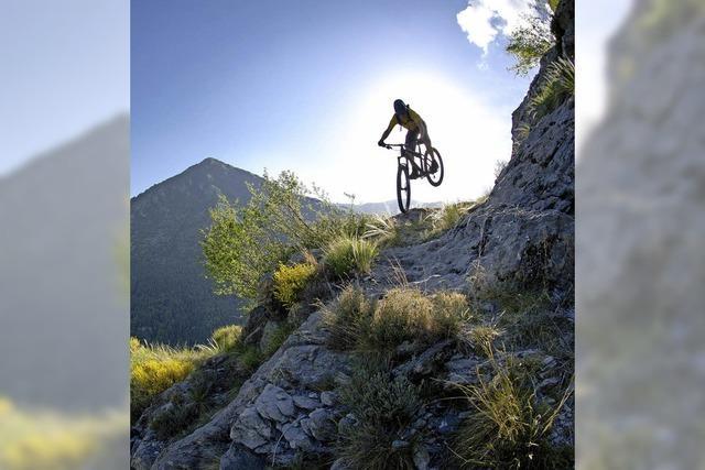Leidenschaft Mountainbike