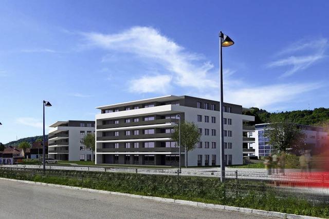 Startschuss für 60 neue Wohnungen