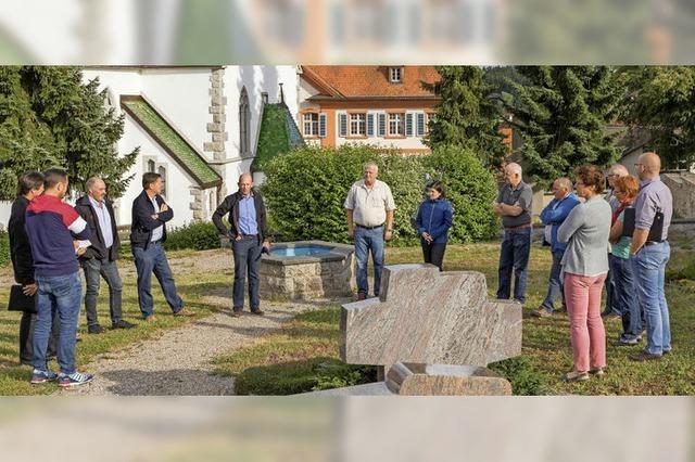 Friedhof soll umgestaltet werden