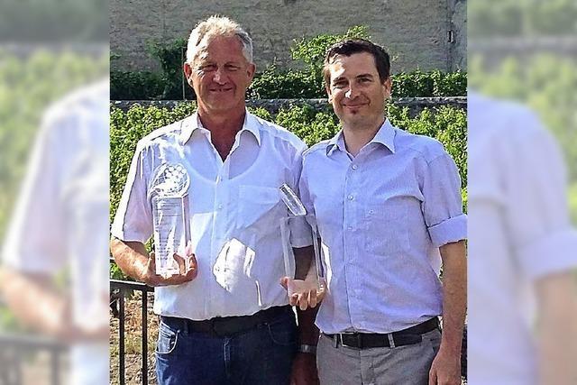 Zwei Preise für Weingut Löffler
