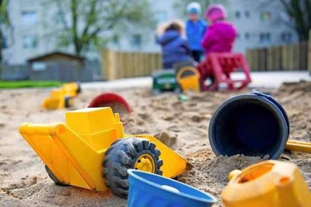 Die Kinderbetreuung wird teurer