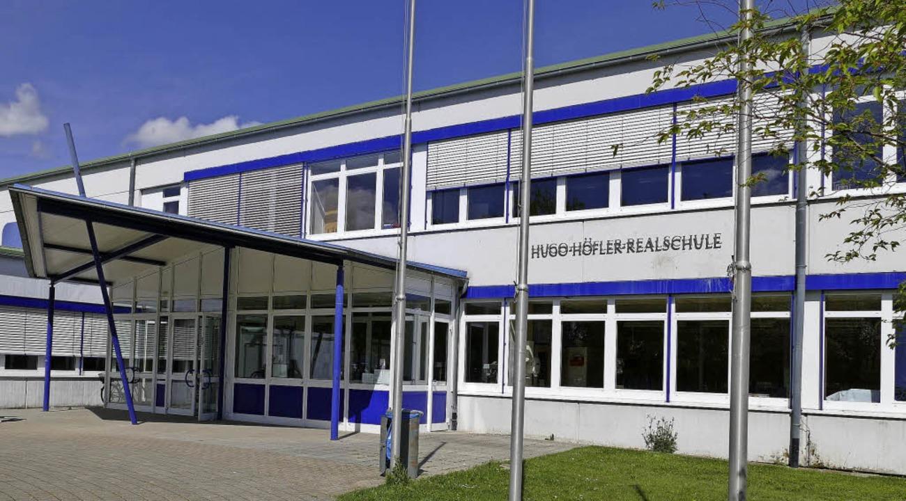 Für 176 Schülerinnen und Schüler heißt...ehmen von der Hugo-Höfler-Realschule.   | Foto: Johannes Burkart