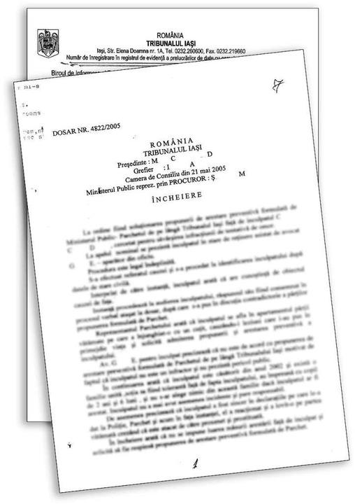 Die rumänischen Gerichtsakten enthalten Zündstoff.  | Foto: Wölfl