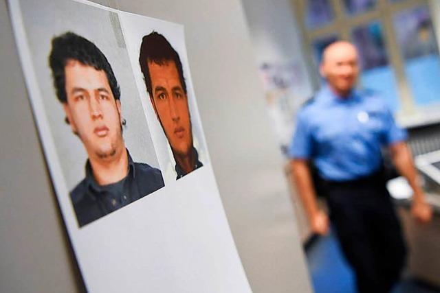 Terrorist führte Freiburger Polizei mit Buchstabendreher in die Irre