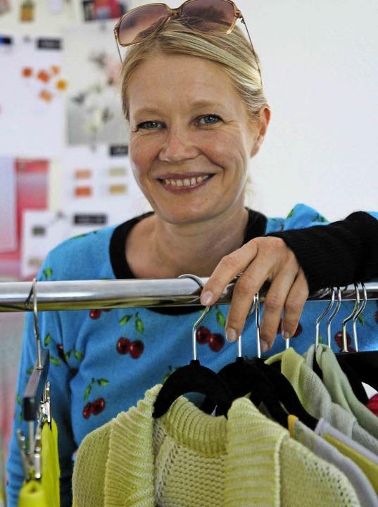 Konstanze Maager   | Foto: Saurer