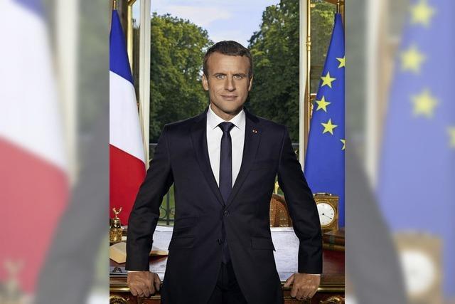 Frankreichs Opposition kritisiert Macrons Auftreten als kaiserlich