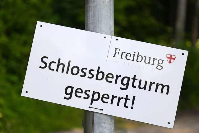 Freiburg plant Twin Towers auf dem Schlossberg