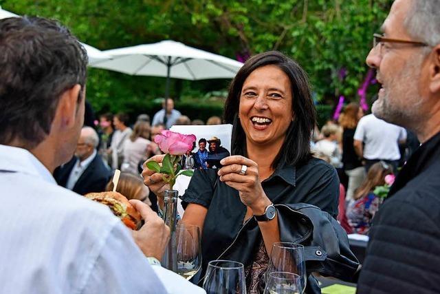 Wie war's bei…der Wein-Fass-Bar im Hofgut Lilienhof?