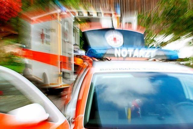 Fußgänger wird von Auto erfasst und getötet