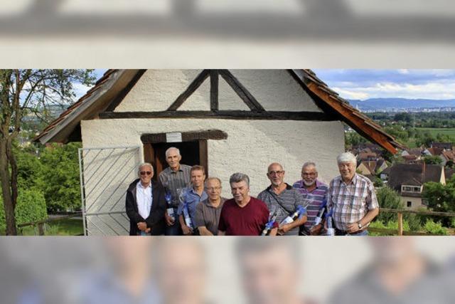 Der Sängerbund verhilft dem Bammerhüsli zu neuem Glanz