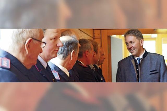 Josef Haberstroh bleibt Bürgermeister
