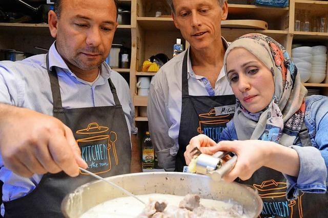 Veranstalter von Kitchen on the run in Lörrach ziehen Bilanz