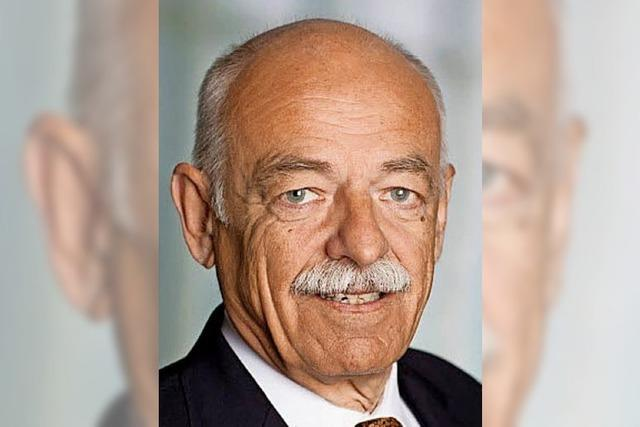 Wilfried Gehart aus Lahr neuer Governor im Distrikt