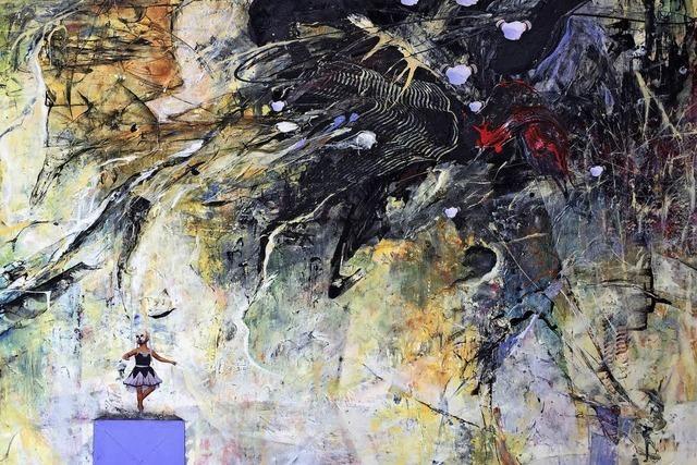 Galerie Artraum zeigt eine Komposition seiner Künstler