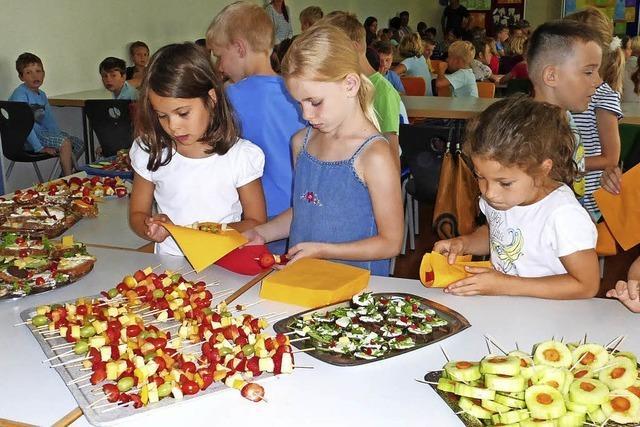 Zahngesundheit, Ernährung und Fitness in der Schule
