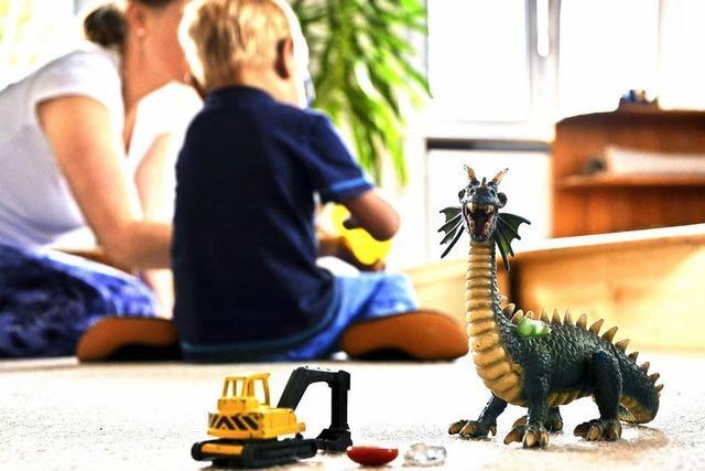 Starthilfe in Wehrer Kindergärten