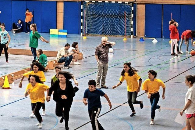 Jugendspiele fördern interkulturelles Erlebnis