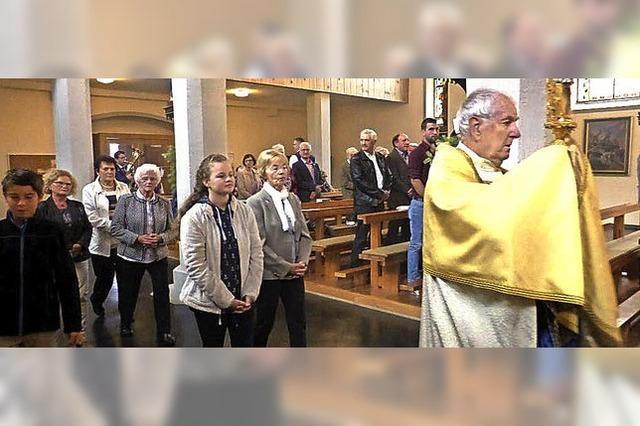 Lembach feiert die Kirchenpatrone