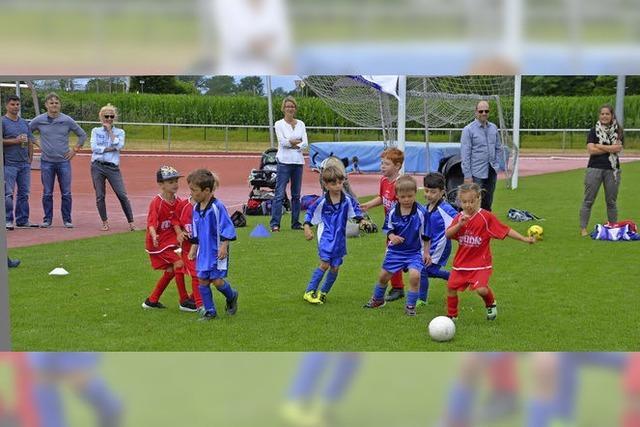 Sportlich, fröhlich und familiär