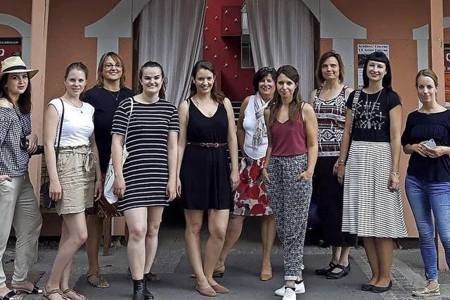Blogger und Fotografen erkunden die Münsterstadt
