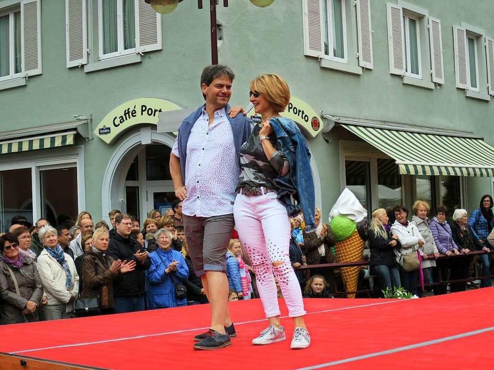 Mit zahlreichen Aktionen wirbt der Gew...bei Verbrauchern, vor Ort einzukaufen.  | Foto: Gewerbeverein Breisach